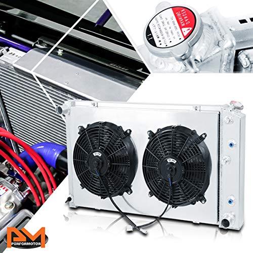 06 buick lucerne radiator fan - 7