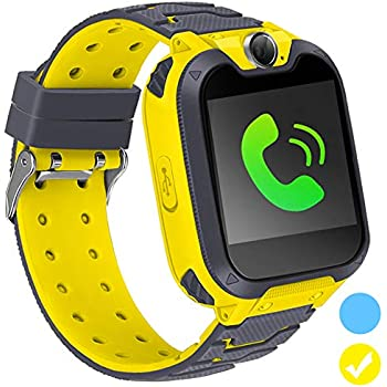 Amazon.com: Smart Phone Watches For Kids Game Watch With ...