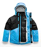 The North Face Kids Boy's Boundary Triclimate¿ Jacket (Little Kids/Big Kids) Hyper Blue X-Large