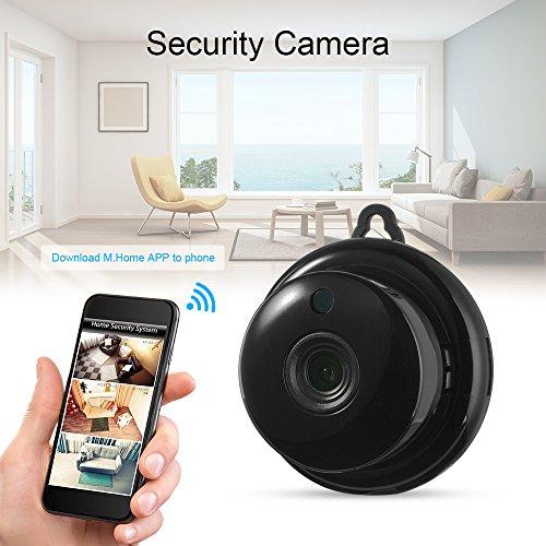 Kreema Mini IP Camera Wireless Wifi Home Security Smart Phone APP