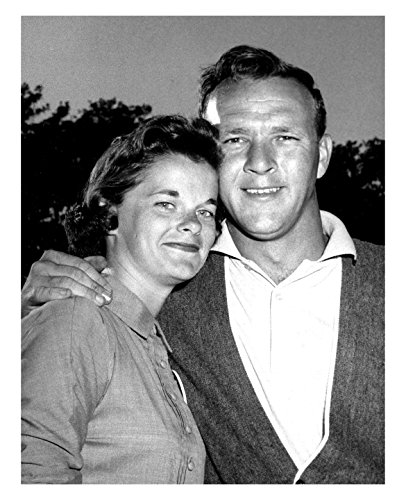 Arnold And Winifred Palmer Smiling - 20