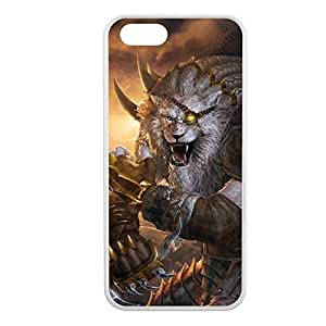 Rengar-003 League of Legends LoL case cover for Apple iPhone 5/5S - Hard White