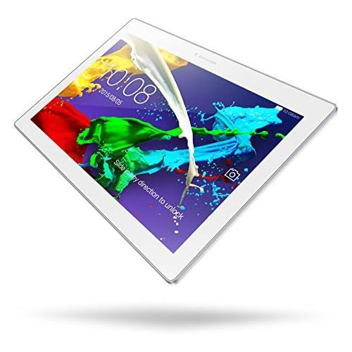 chollos oferta descuentos barato Lenovo TAB2 X30F ZA0C0080DE 25 6 cm 25 4 cm Tableta Ordenador Personal Qualcomm APQ8009 2 GB RAM 32 GB SSD eMMC androide 5 1 Colour Blanco Importado