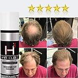 Hair fibers concealer waterproof for male and female BIG 200ml MEDIUM BROWN HairCubed