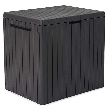 Top Keter Auflagenbox Gartenbox Gartentruhe Kissenbox Gartenmöbel VW25