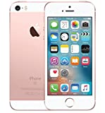 Apple iPhone SE 64 GB Unlocked, Rose Gold (Certified Refurbished)