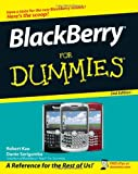 BlackBerry for Dummies, Robert Kao and Dante Sarigumba, 047018079X