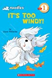 It's Too Windy!, Hans Wilhelm, 0439108497
