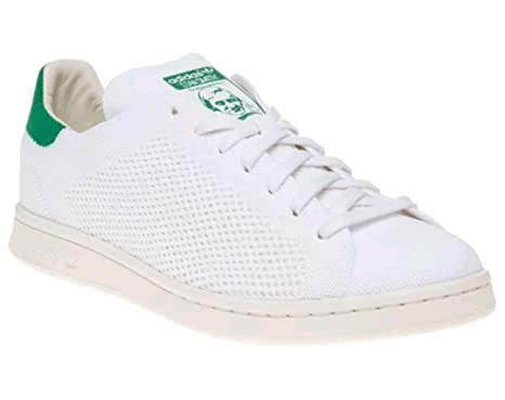 best service 9b4cd 66182 Adidas Primeknit Stan Smith Size 10: Amazon.co.uk: Shoes & Bags