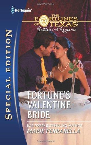 book cover of Fortune\'s Valentine Bride