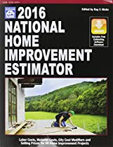 2016 National Home Improvement Estimator