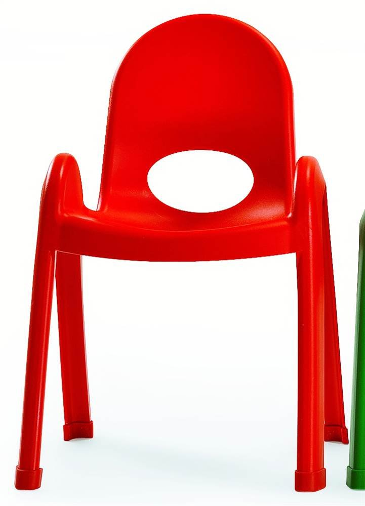 Angeles 13 in. Kids Chair (Royal Blue)