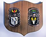 Double Cadet Family Crest