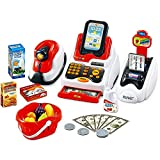 Cash Register Toy for Girls and Kid ( Color May Vary )