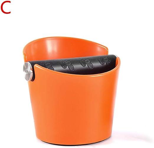 Contenedor de café con barra de goma para cafetera de ABS Mini ...