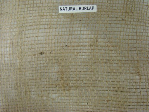 DeWitt 3-Foot by 250-Foot Natural Burlap NB3