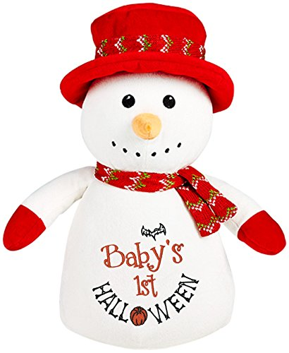 Baby's First Halloween, Snowman in a Top -