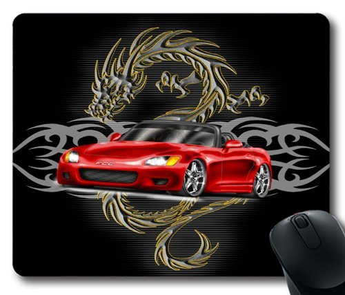 Dragon tribal_005 Personalized Custom Gaming Mouse Pad Rubber Durable Computer Desk Stationery Accessories Mouse Pads For Gift