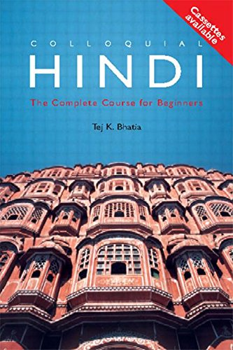 Colloquial Hindi: The Complete Course for Beginners (Colloquial Series)