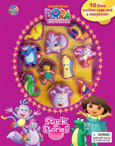 Nickelodeon Dora the Explorer Stuck on Stories
