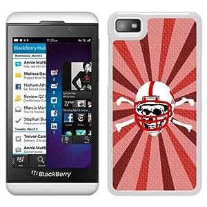 Ncaa Nebraska Cornhuskers 23 White Popular Custom Design Blackberry Z10 Phone Case
