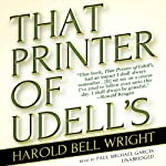 That Printer of Udell's | Harold Bell Wright
