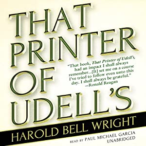 That Printer of Udell's Audiobook