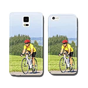 Fit the road bike cell phone cover case iPhone5