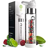Best Infuser Water Bottles - Infusion Pro Premium Fruit Water Bottle Infuser Review