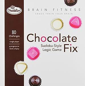 Brain Fitness Chocolate Fix