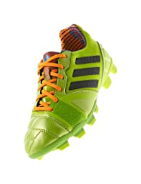 adidas Nitrocharge 2.0 TRX FG Junior Soccer Shoes - Solar Slime (Little Kid/Big Kid)