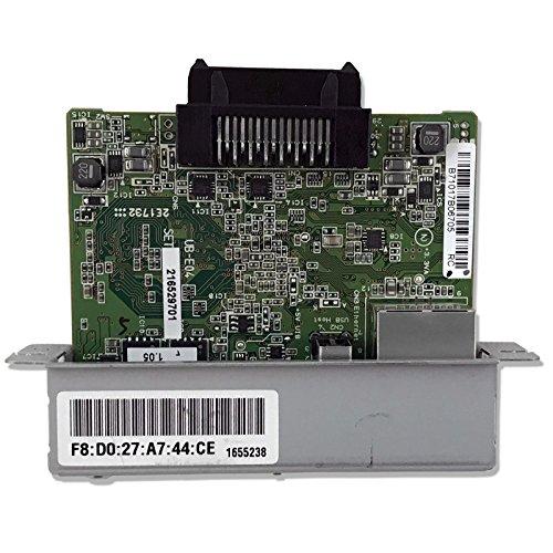 U220 Series - CBK Epson UB-E04 Connect-It 10/100 Ethernet Module for Receipt Print Server TM-T88IV TM-T88V TM-U220