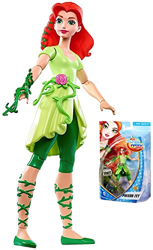 [Super Hero High Poison Ivy Figure 6