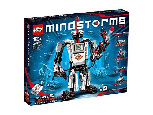 image Lego MINDSTORMS EV3 - 31313 - Jeu de construction