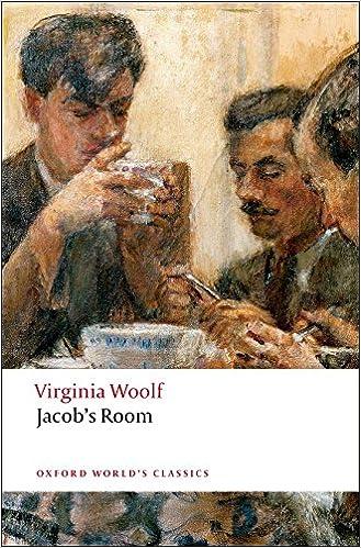 jacob s room woolf virginia flint kate