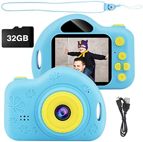 Children Creative Camcorder Rechargeable Christmas product image