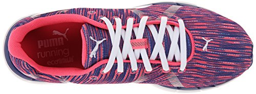 Zapatillas Para Correr Puma Mujeres Bravery Fluo Pink / Clematis Blue / White