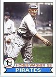 2016 Topps Archives Baseball #153 Honus Wagner Pittsburgh Pirates