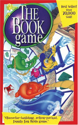 The Book Game by Tyndale Entertainment
