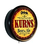 KURNS Beer and Ale Cerveza Lighted Wall Sign