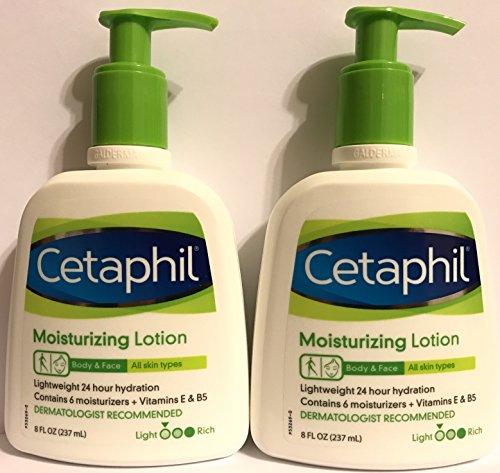 Cetaphil Moisturizing Lotion Face - 9