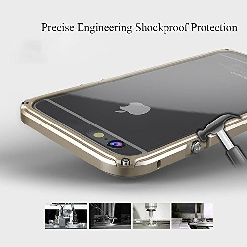 newest 45f47 8cb87 iPhone 6S Case, iPhone 6 Case, CaseUp Evolve Series - Metal Aluminum ...
