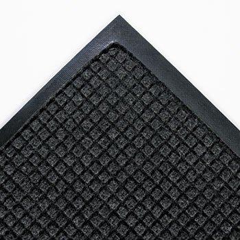Super-Soaker Wiper Mat w/Gripper Bottm, Polypropylene, 45