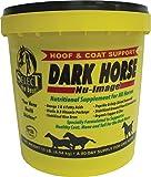DARK HORSE NU-IMAGE HOOF & COAT SUPPORT FOR HORSES - 10 POUND
