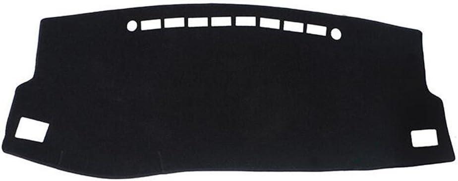 Salusy Carpet Dashboard Cover Protector Dash Mat Sun Cover Pad Compatible for Ford Escape 2014-2019