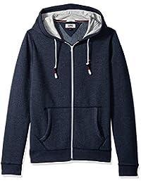 Men's Hoodie Full Zip up Sweatshirt