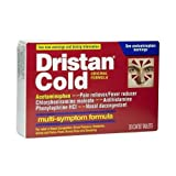 Dristan Maximum Strength Cold Relief-20ct (Pack of 5)