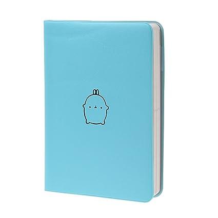 Yofo - Cuaderno de dibujos animados y conejos, planificador ...