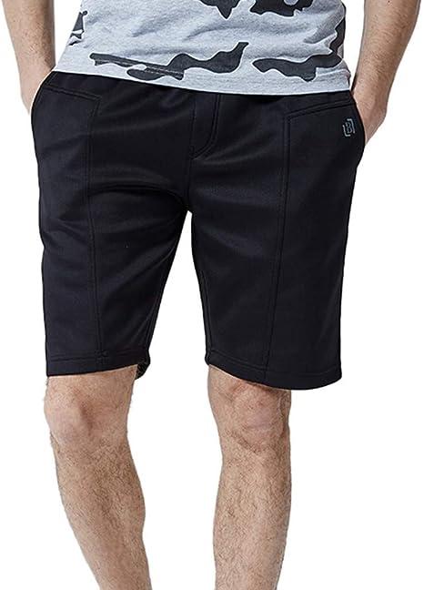 Warmpty Pantalones Cortos Deporte Hombre Algodon Bermudas Color ...