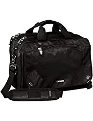 OGIO Corporate City Messenger Bag, Black